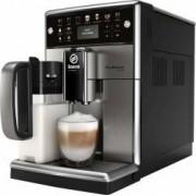 Espressor automat Saeco PicoBaristo Deluxe SM557310 13 selectii 5 setari intensitate 12 trepte 1.7l Negru-Inox