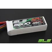 SLS Stefansliposhop SLS APL MAGNUM 2200mAh 4S1P 148V 45C90C - SLS Stefansliposhop