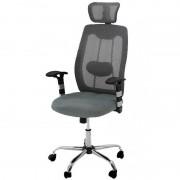 Scaun ergonomic de birou EDPO 988 - Green