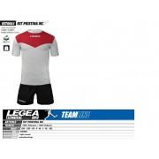 Legea -Kit Completo Calcio Pristina M/C F35