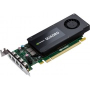 Nvidia Quadro PNY K120 4GB GDDR5, 4xMini DisplayPort/128-bit/VCQK1200DVI-PB