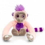 Maimutica de plus Moonlings Keel Toys, 48 cm, Roz, 1 an+
