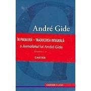Jurnalul lui Andre Gide, vol. I-II-III-IV.
