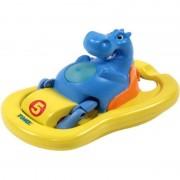 Jucarie de baie TOMY Hipopotamul cu pedale