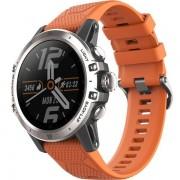 Coros Vertix Watch Fire Dragon Orange Orange