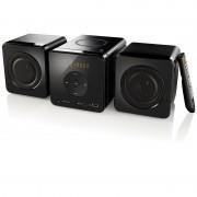 auvisio Micro-Stereoanlage m. CD-Player, AUX & USB-Wiedergabe, 20 Watt