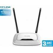 Router Wireless TP-Link TL-WR841N RO 802.11bgn Draft 2.0 2T2R AC300