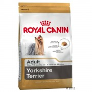 Royal Canin Breed Royal Canin Yorkshire Terrier Adult - 2 x 7,5 kg