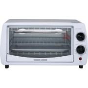 Black & Decker 9-Litre TRO1000-B5 Oven Toaster Grill (OTG)(White)