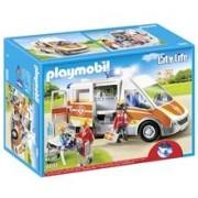 Playmobil 6685 Playmobil Ambulans med Ljus och Ljud