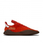 Adidas Hommes's adidas Originals Kamanda 01 Formateurs en Orange UK 8.5