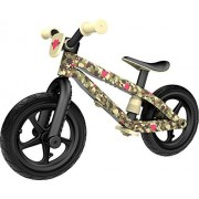 Chillafish BMXie-RS Army of Love Edition BMX Balance Bike with Airless RubberSkin Tires, Sergeant Hearts Camouflage