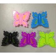 Krásny motýľ MP3 (modrý + mini usb)