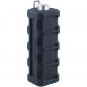 auvisio Outdoor-Lautsprecher mit Freisprecher, Bluetooth, 12 Watt, IPX4