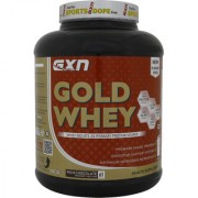 Greenex Nutrition (GXN) Gold Whey 4.4lbs Rich Chocolate