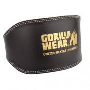 Gorilla Wear Leather Belt 1 riem /XXXL