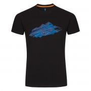 ZAJO | Bormio T-shirt Black Nature S