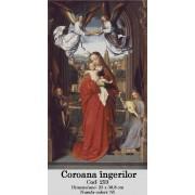 Fecioara Maria cu Pruncul alaturi de cei patru Ingeri