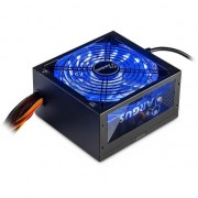 Sursa Inter-Tech Argus RGB-600, 600W, 80+ Bronze, eficienta 82-86%, single rail