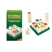 Mattel Gra Rodzinna Scrabble Towers GDJ16