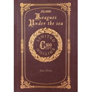 20,000 Leagues Under the Sea (100 Copy Limited Edition), Hardcover/Jules Verne