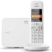 Telefon fix DECT Gigaset E370 Alb