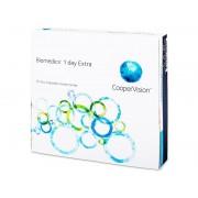 CooperVision Biomedics 1 Day Extra (90 lentes) - Ótimos preços, entrega rápida!