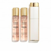 Chanel Coco Mademoiselle Eau De Parfum Twist And Spray 3X20 Ml