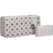 Kimberly Clark Deutschland GmbH KC Toilet Tissue Rollen - Kleinrollen, Toilettenpapier, 2-lagig, reißfest, 1 Karton = 64 Kleinrollen à 250 Blätter = 16000 Blätt