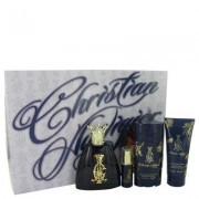 Christian Audigier For Men By Christian Audigier Gift Set - 3.4 Oz Eau De Toilette Spray + .25 Oz Mi