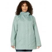 Columbia Plus Size Splash A Little II Rain Jacket Light Lichen