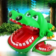 Mini Large Size Bite The Hand Crocodile Children Kids Funny Trick Toys Novelties Board Game Gift Collection