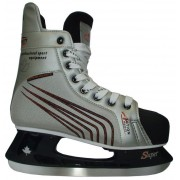 Hokejové korčule - rekreačný kategórie, veľ. 34
