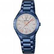 Reloj F16923/3 Azul Festina Mujer Boyfriend Collection Festina