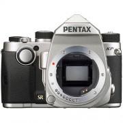 Pentax KP - solo corpo - argento - 2 anni di garanzia