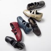 ドルチェ クロスベルトプレーンシューズ【QVC】40代・50代レディースファッション