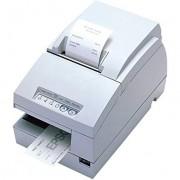 Epson C31C283A8901 TM-U675 Receipt-Slip Printer 46 Lines Per Second USB Interface No MICR and No Autocutter - Requires PS180 - Color Cool White