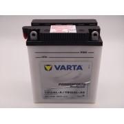 Varta YB12AL-A2 baterie moto, scuter, atv 12V 12Ah 160A cod 512013012 Powersports Freshpack