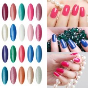 120 Color Nail Art Soak off LED UV Gel Polish 15ML 031-060