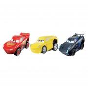 CARS 3 CORREDORES REVOLUCIONADOS MATTEL DVD31