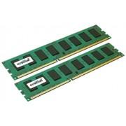 Crucial CT2K25664BD160B 4GB DDR3 1600MHz memory module