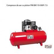 Compresor de aer cu piston FINI BK119-500F-7.5