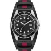 Ceas barbatesc GUESS CREW W1051G1 Black