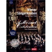 Video Delta A MOZART CELEBRATION - DVD