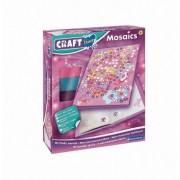 Kit Mozaic Jurnalul meu Secret Brainstorm Toys, 18 x 12 cm, 5 ani+, Multicolor