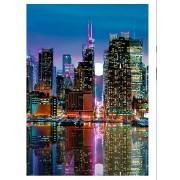Puzzle Trefl - Manhattan, New York, 500 piese (55038)