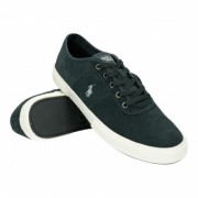 "Polo Ralph Lauren Tyrian Sneakers Vulc ""Dark Grey"""