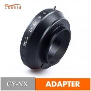 Adapter CY-NX: Contax Yashica Lens-Samsung NX mount Camera