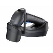 Баркод скенер Unitech MS840BT четец, 1D, Bluetooth, стойка, черен