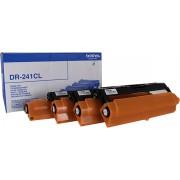 DR-241CL / DR241 / DR241CL DRUM .... BROTHER HL-3140CW / HL-3150CDW / HL-3170CDW / DCP-9015CDW / DCP-9020CDW / DCP-9022CDW - MFC-9140CDN / MFC9330CDW / MFC-9340CDW drumset (4 kleuren). LET OP !!!!! ..... Dit is géén toner .....
